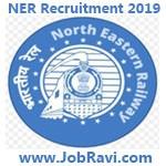 North Eastern Railway Recruitment 2019-20: