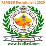 Rajasthan Forest Guard Recruitment 2020-21