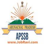 Arunachal Pradesh Staff Selection Board