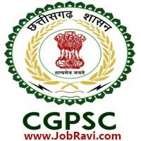CGPSC Assistant Professor Interview Admit Card 2020