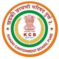 Khadki Cantonment Board Recruitment 2020