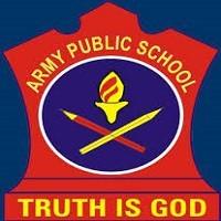 Army Public School Recruitment 2020