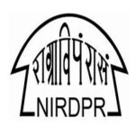 NIRDPR Recruitment 2021: