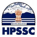 Himachal Pradesh Staff Selection Commission